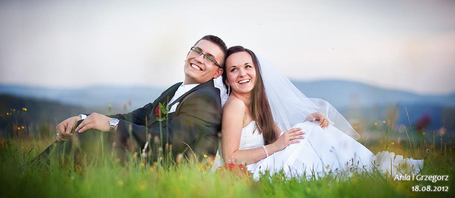 Ania i Grzegorz 1
