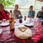 Pierwsze gruzińskie smakołyki