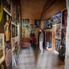 W domu malarza