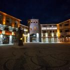 Mestia - nówka centrum