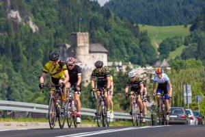 Nowy Targ Road Challenge i Zamek w Niedzicy