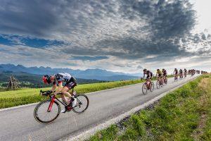 Tour de Pologne, Łapszanka i Tatry