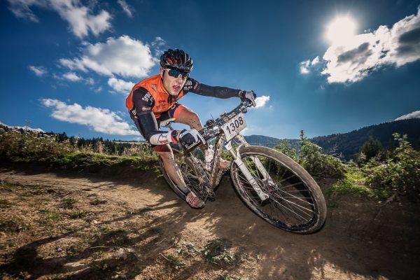 Sebastian Berger z Grupetto Gorlice Cyklokarpaty