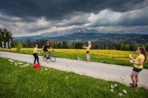 Nowy Targ Road Challenge, Tatry, Łapszanka