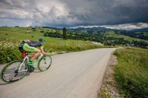 Tatra Road Race, Tatry, kolarstwo